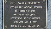 Cold Water Cemetery